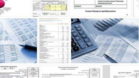 Фондовый рынок. Анализ финансовой отчетности компаний