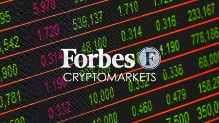 Forbes запустил платформу CryptoMarkets