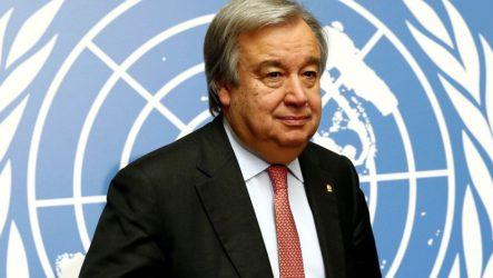 Антониу Гуттериш: ООН должна перейти на блокчейн
