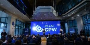 25-летие Варшавской фондовой бирже