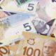 Канадский доллар. История валют