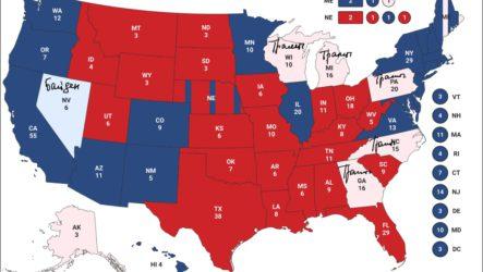 Что там с выборами в США?