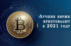 Лучшие криптовалютные биржи в 2021 году. Обзор и рейтинг