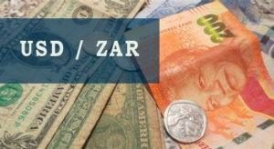 USD/ZAR - Доллар США Южноафриканский рэнд. Одна из наименее ликвидных валютных пар